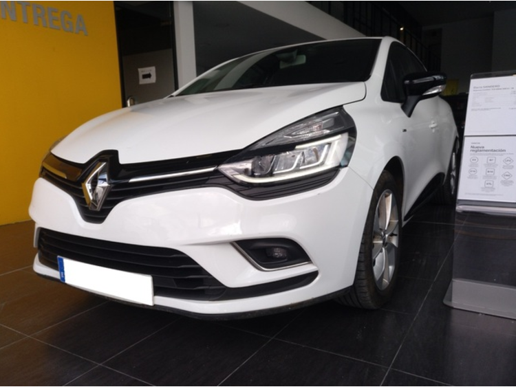 Renault Clio 4 LIMITED DCI 75CV foto 2